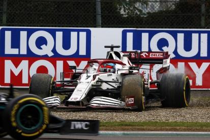 Nach Imola-Strafe für Räikkönen: Alfa Romeo beantragt erneute Überprüfung