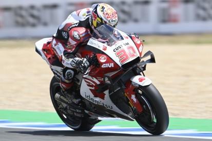 Mit Entwicklungschassis von 2020: Nakagami in Jerez bester Honda-Fahrer
