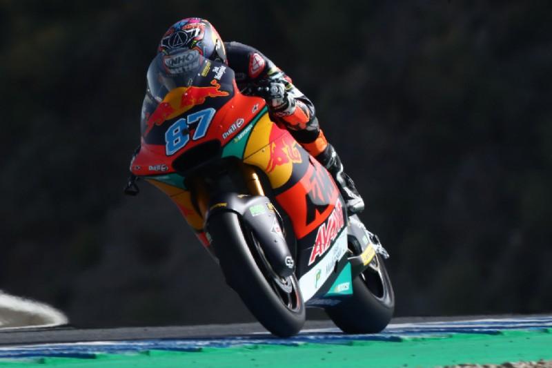 Moto2 in Jerez: Remy Gardner auf der Pole, Marcel Schrötter auf Startplatz 18