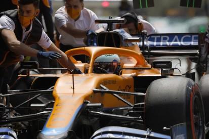 Ricciardo in Q1 ausgeschieden: Kein technisches Problem am McLaren