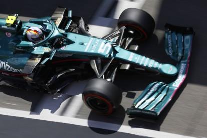 """Vettel nach P10 im Qualifying: """"Es war mit Sicherheit ein bisschen besser"""""""