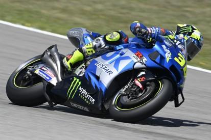 Suzuki: Qualifying-Schwäche bremst Weltmeister Joan Mir auch in Jerez ein