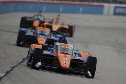 IndyCar Fort Worth 1: Dixon siegt - McLaughlin bei Ovaldebüt auf P2