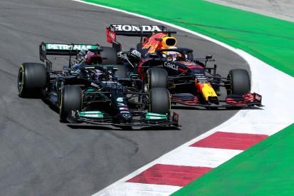 F1 Portugal 2021: Hamilton gewinnt vor Verstappen und Bottas