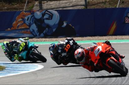 """""""Habe versucht, Punkte zu sammeln"""": Auch in Jerez klappt das für Rossi nicht"""
