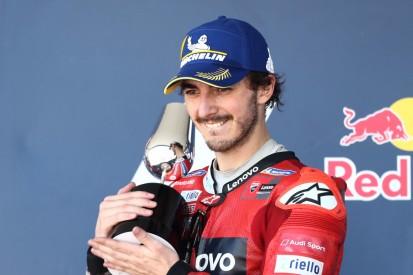 Francesco Bagnaia: WM-Führung in Jerez kurz vor Schluss fast weggeworfen