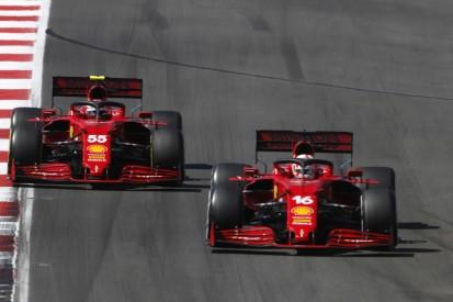 """Ferrari in Portimao: Mediumreifen """"eine sehr schlechte Entscheidung"""""""