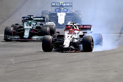 Kimi Räikkönen übernimmt Verantwortung für Alfa-Crash