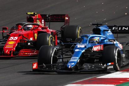 """Fernando Alonso: """"In Imola oder Bahrain wäre das undenkbar gewesen"""""""