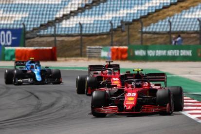 Stallorder bei Ferrari: Keine Gegenwehr von Carlos Sainz