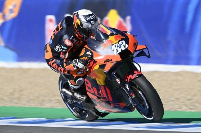 Keine KTM in Jerez in den Top 10: Brad Binder stürzt gleich zweimal