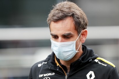 Abiteboul: Ex-Renault-Teamchef mit neuem Job im Formel-1-Umfeld