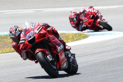 Ducati erleichtert: Jerez-Sieg bestätigt, dass die Strategie für 2021 richtig war