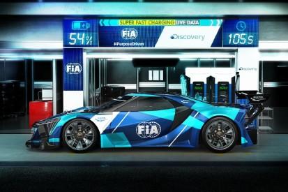 Elektro-GT-Serie der FIA nimmt Form an: Name, Promoter und Format stehen fest