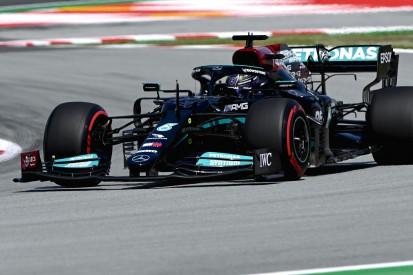 """Mercedes: """"Bisher bester Freitag"""" in Formel-1-Saison 2021"""