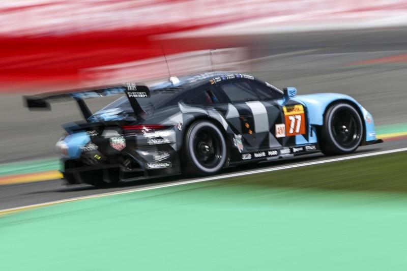 """Vier Unfälle in Spa: Ist der Porsche 911 RSR-19 zu """"scharf"""" für Amateure?"""