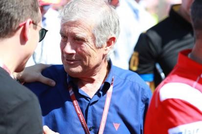 "Giacomo Agostini: ""Kann Rossi nicht den Rücktritt nahelegen"""
