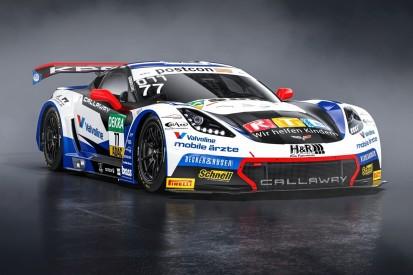 Callaway im ADAC GT Masters 2021: Corvette-Comeback von Kirchhöfer!