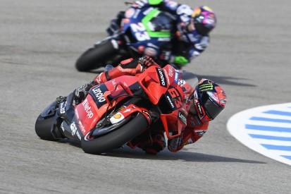 Anderer Fahrstil als der Rest der Ducatis: Wo Bagnaia seine Vorteile sieht