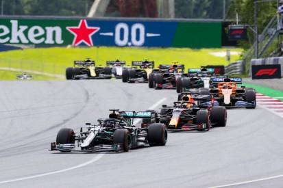 Formel 1 2021: Türkei wieder raus, zweites Österreich-Rennen kommt
