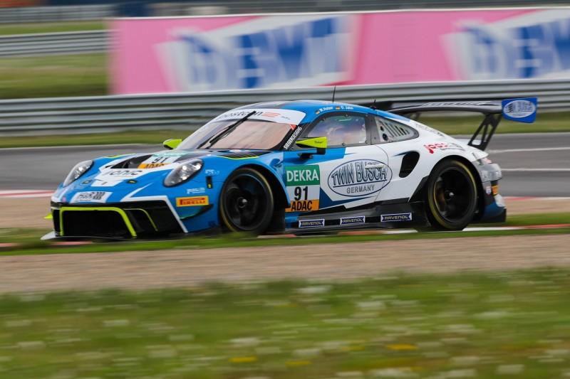 ADAC GT Masters Oschersleben 2021: Porsche in zweiter Session vorn