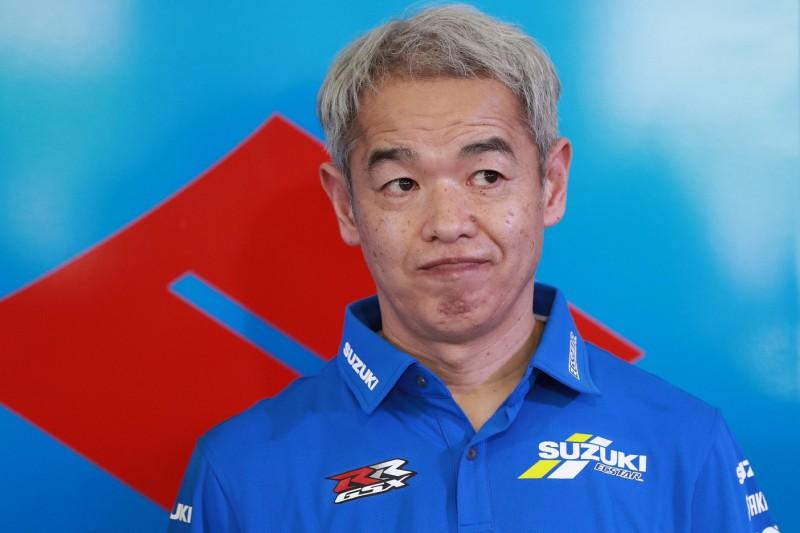 Wer letzte Nacht am schlechtesten geschlafen hat: Shinichi Sahara (Suzuki)