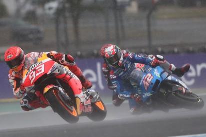 Kälte, Regen, Stürze: MotoGP-Fahrer wünschen anderen Termin für Le Mans