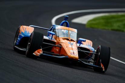 Indy 500: Scott Dixon mit Tagesbestzeit im Windschatten