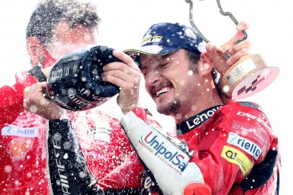 Warum Miller eine Vertragsverlängerung bei Ducati verdient hat