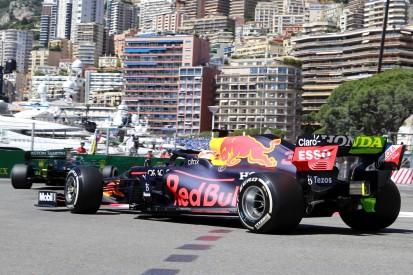 F1-Training Monaco 2021: Bestzeit für Sergio Perez