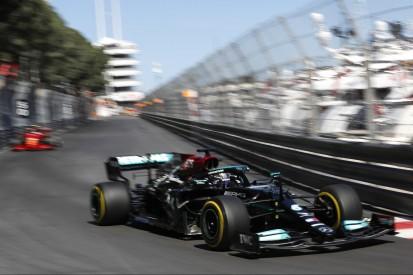 """Lewis Hamilton überrascht von """"starker"""" Ferrari-Pace in Monaco"""