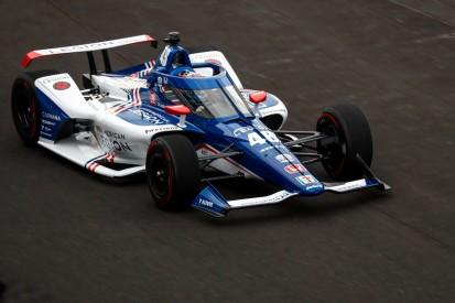 Indy 500: Tony Kanaan am dritten Tag vorn - Crash von Santino Ferrucci