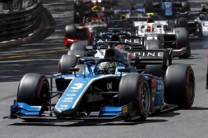 Formel 2 Monaco 2021: Guanyu Zhou führt Virtuosi-Doppelsieg an