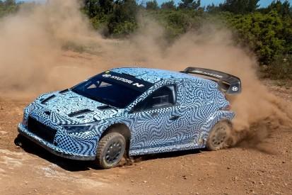 Hybrid-WRC ohne KERS-Knopf nach Vorbild der Formel 1