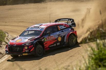 WRC Rallye Portugal 2021: Hyundai-Duell um die Spitze