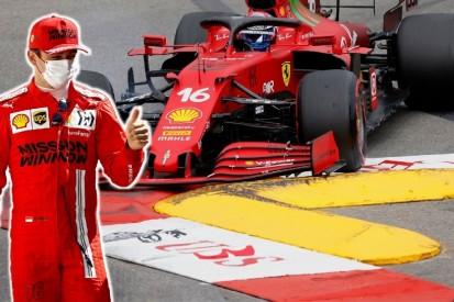 Formel-1-Liveticker: Darf Charles Leclerc seine Pole behalten?