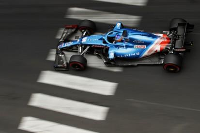 """Fernando Alonso nur auf P17 in Monaco: """"Das wird ein sehr langer Tag"""""""