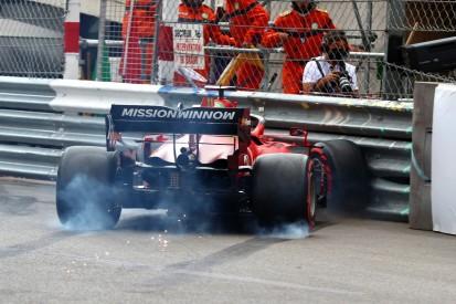 Ferrari erklärt: Ausfallgrund bei Leclerc war nicht das Getriebe!