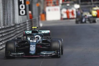 Überholmanöver des Rennens: Vettel holt erste WM-Punkte in Grün