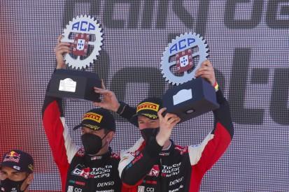 """Pokale gibt es im Ziel"": Latvala bejubelt starkes Toyota-Ergebnis in Portugal"