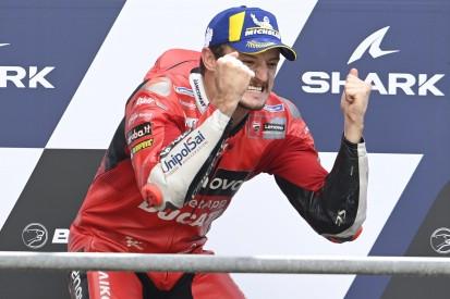 Offiziell: Ducati verlängert MotoGP-Vertrag von Jack Miller für 2022