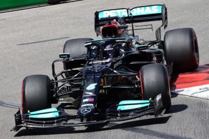 Formel-1-Technik: Das Mercedes-Upgrade, das in Monaco nicht zum Sieg reichte