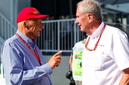 """Formel-1-Liveticker: Wolff: Lauda hat gesagt: """"Helmut ist unsere beste Waffe"""""""
