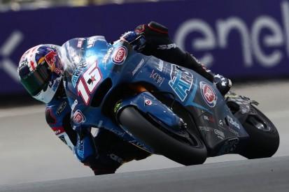 Moto2 in Mugello FT1: Joe Roberts nach Mega-Save mit Bestzeit