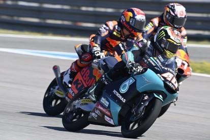 Moto3 in Mugello FT2: Bestzeit Darryn Binder, Pedro Acosta gestürzt