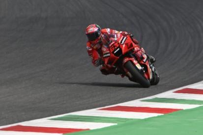MotoGP in Mugello FT3: Rekordrunde von Bagnaia - Vinales nach Sturz in Q1