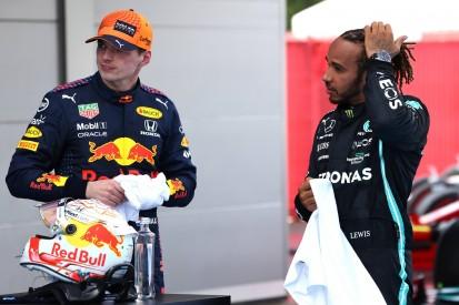 """""""Etwas kindisch"""": Hamilton hat keine Lust auf Wortgefecht mit Red Bull"""