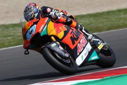 Moto2 Mugello 2021: Gardner besiegt Fernandez in der letzten Runde