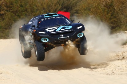 Extreme E Dakar 2021: Team Rosberg erkämpft zweiten Sieg