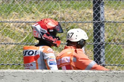 """Marc Marquez nach Mugello-Crash kleinlaut: """"Es war meine Schuld"""""""